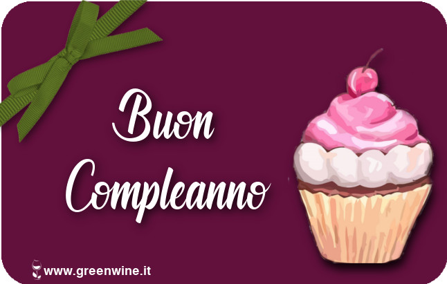 Gift Card Buon Compleanno